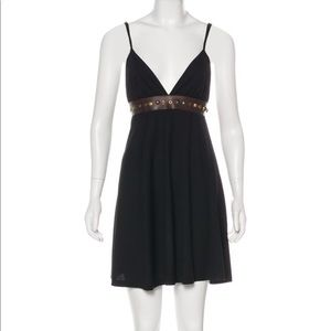 D&G studded mini dress